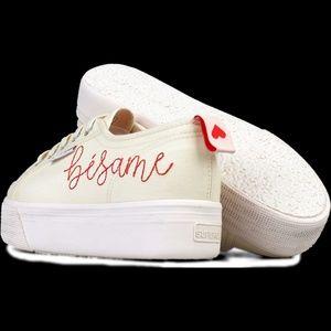 Superga Mucho Bésame Amelia Ochoa Platform Sneaker
